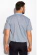 Рубашка 511F049 сизый