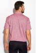 Рубашка 511F049 бордо
