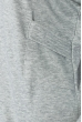 Джемпер женский с карманом  787K006 светло-серый меланж