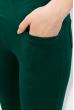 Лосины однотонные 436V023-1 зеленый