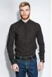 Рубашка мужская 100% коттон 333F008 черный