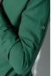 Рубашка мужская 100% коттон 333F008 зеленый