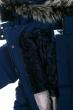 Куртка 120PRA8853 junior синий