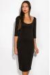 Платье 110P644 черный