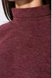 Костюм 110P571-4 марсала меланж