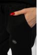 Костюм спортивный женский 85F10150-1 черный