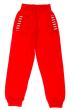 Пижама 120PKL009-1 junior красно-белый