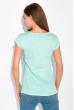 Принтованная женская футболка 147P016-15 мятный