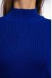 Гольф однотонный 607F006 синий