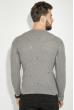Джемпер мужской в стиле Casual 48P3231 светло-серый
