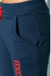 Брюки женские спортивные однотонные 360F005-2 синий