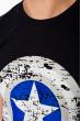 Футболка мужская 168F147 темно-синий