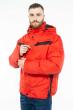 Куртка 157P131104 красно-черный