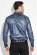 Рубашка мужская c запонками 50PD0020 графит