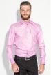 Рубашка мужская c запонками 50PD0020 розовый
