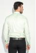 Рубашка мужская c запонками 50PD0020 мятный