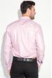 Рубашка мужская c запонками 50PD0020 светло-розовый