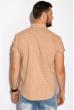 Рубашка 511F052 песочный
