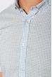 Рубашка 511F052 голубой