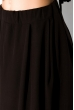 Костюм (топ на бретелях и юбка миди) 120PVC224 черный