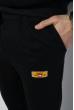Костюм спортивный мужской 85F1002 черный