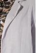 Костюм женский элегантный 78PD5056-1 светло-серый