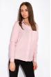 Базовая офисная рубашка 151P173 розовый