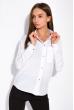 Базовая офисная рубашка 151P173 белый