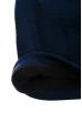 Шапка однотонная, на флисе 65P0033 темно-синий
