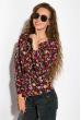 Блуза женская 118P151 бордо