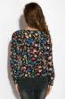 Блуза женская 118P151 темно-зеленый