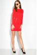 Платье 110P018 красный