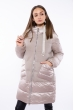 Куртка женская 120PSKL6262 бежево-серый