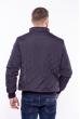Куртка стеганая  187P426 темно-синий