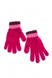 Комплект( шапка, перчатки, шарф) 120PTEM53214 junior розовый
