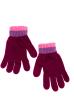 Комплект( шапка, перчатки, шарф) 120PTEM53214 junior вишневый
