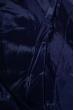 Куртка женская с перьевой отделкой 120PSKL2206 темно-синий
