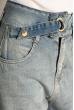 Джинсы женские 134P1034 голубой