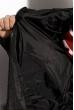 Женская куртка с мехом на карманах 120PSKL2089 черный