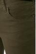 Джинсы мужские однотонные 343V001 хаки