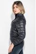 Куртка женская демисезонная, на молнии 191V004 черный