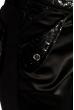 Брюки женские на утеплителе 85P15755 черный