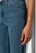 Джинсы женские модель Mom Fit 148P751 голубой