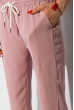Женские брюки в стиле Casual 120PAML923 лиловый