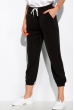Женские брюки в стиле Casual 120PAML923 черный