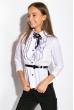 Блуза женская junior 120P034-1 белый