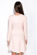 Платье 120P487 пудровый