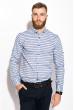 Рубашка 111P037 синий