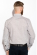Рубашка 111P037 серый