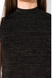 Майка и кофта с люрексом 151PK1011 черный